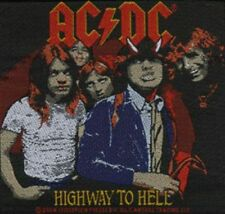 "AC/DC "" Highway to Hell "" UKPatch/Parche 600813 #"