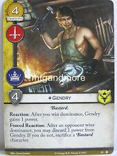 A Game of Thrones 2.0 LCG - 1x Gendry  #068 - No Middle Ground - Second Edition