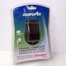Digipower TC-500O 1-HOUR WALL Battery CHARGER FOR OLYMPUS®