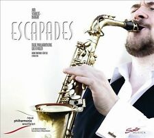 Escapades (CD, Apr-2013, Solo Musica)