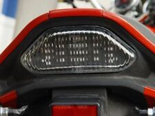 CLEAR LED TAIL LIGHT UNIT SUZUKI BANDIT GSF 400 600 1200 PLUG & PLAY ROAD LEGAL