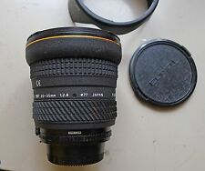 Tokina AT-X 235 20-35mm f/2.8 Aspherical AF MF Lens For Nikon - clean, near mint