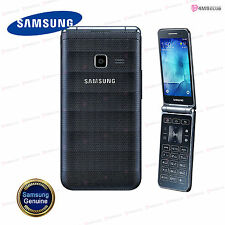 "New! Samsung Galaxy Folder SM-G150 UNLOCKED TFT 3.8"" QUAD-CORE 1.2GHz [Black]"