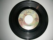 10cc - The Things We Do For Love / Hot To Trot  45  Mercury VG 1976