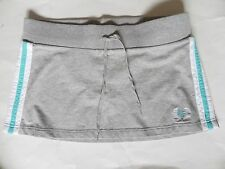 Abercrombie & Fitch~NEW Gray Athletic Mini Skirt size M~NWT