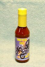 HAND SIGNED AUTOGRAPHED EVEL KNIEVEL DARE 2 B EVEL WAR HORSE HOT SAUCE DAREDEVIL