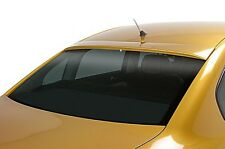 Audi A4 S4 RS4 B6 B7 8E Roof Extension Rear Window Cover Spoiler Wing Trim TDI S