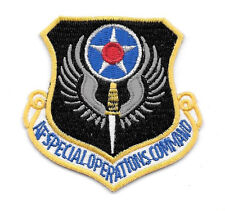 Stargate SG-1 Air Force Special Operations Command Logo Embroidered Patch UNUSED