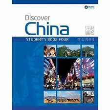 Discover China Student's Book and Audio CD Pack Level Four, Anqi Ding