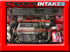 02 03 04 05 2002-2005 CHEVY CAVALIER/PONTIAC SUNFIRE 2.2 ECOTEC AIR INTAKE RED S