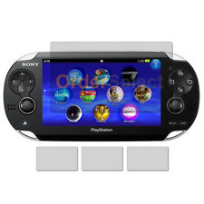 3X Anti-Scratch Clear LCD Screen Protector for Sony Playstation PSVita PS Vita