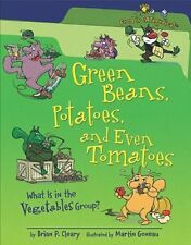 Green Beans, Potatoes, and Even Tomatoes: What Is in the Vegetables Group?