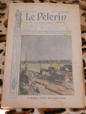 LE PÈLERIN, revue illustrée de la semaine - n° 1556, 28/10/1906