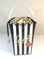 Kate Spade Peanuts Bag Flavor of the Month Clutch Handbag Go Nuts For Purse