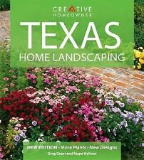 Texas Home Landscaping-ExLibrary
