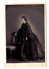 CDV ~ LADY SUSAN HARCOURT (nee HOLROYD) Oxford NUNEHAM COURTENAY Hastings ~ #15