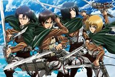 Ensky Jigsaw Puzzle 1000-503 Japanese Anime Attack on Titan (1000 Pieces)