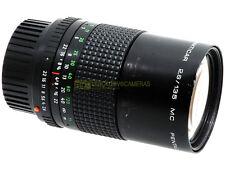 Pentacon obiettivo Prakticar MC 135mm. f 1:2,8 per Praktica B. Garanzia 12 mesi.