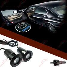2x Tür Shadow Laser Licht Einstiegsbeleuchtung LED Logo Projektor for Alle MAZDA