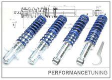 Combinés Filetés Amortisseurs Réglables - VW GOLF 1 - TuningArt - Kit Complet