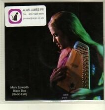 (CW260) Mary Epworth, Black Doe - DJ CD