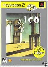 Used PS2   ICO SONY PLAYSTATION JAPAN IMPORT