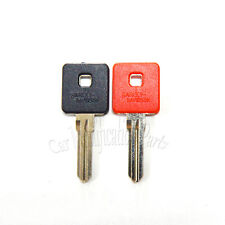 2XMotorcycle Ignition Key Blank Fit For Harley Davidson Sportster 883 1200