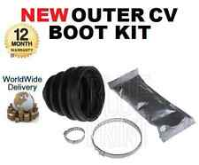 FOR TOYOTA COROLLA 1.4 1.6i 1999-2001 NEW OUTER CV RUBBER BOOT KIT