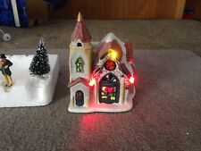 Victoria Falls -   5 Piece LED Lighted House set church