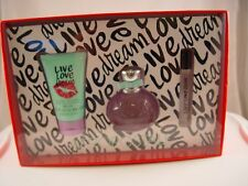 AEROPOSTALE LIVE LOVE DREAM GIFT SET  1.7oz EDP WOMENS PERFUME SPRAY - ORIGINAL