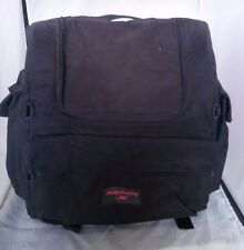 Harley-Davidson-Sac-large-overnight-luggage-Saddle-Bag-Touring-Pack-EUC