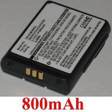 Batterie 800mAh Pour ALCATEL 300 DECT, Mobile 300 DECT, Mobile 400 DECT