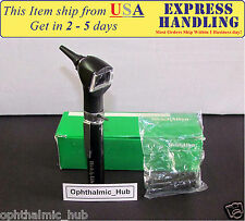 Welch Allyn 2.5v Junior Pocket Otoscope with AA Battery # 22840 Ship from USA