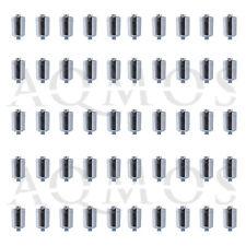 50x Duschfilter Chrom Showerfilter Kalkfilter Wasserfilter gegen Kalk Dusche KDF