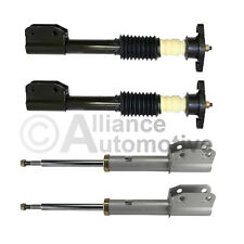 New Complete Rear Pair Quick Assembly & Front Pair Struts