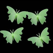 Decor Bedroom Decal Fluorescent Wall Stickers Glow In The Dark Butterfly