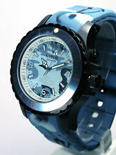 KYBOE !, CAMOUFLAGE SERIES, BLUE, CS-001, 48MM, 10ATM