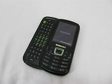SAMSUNG SGH-A667T EVERGREEN LOCKED TO TELUS NETWORK MOBILE CELLULAR SLIDER PHONE