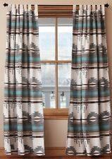 Badlands Sky Tab Top Drapes -Western - Southwestern - New Colors - Free Shipping