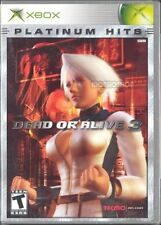 Dead or Alive 3 Platinum Hits - Xbox - US Xbox