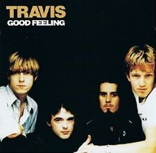 TRAVIS Good Feeling CD Album Independiente 1997