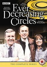 Ever Decreasing Circles Complete Collection [BBC] (DVD)~~~~Briers, Wilton~~~~NEW
