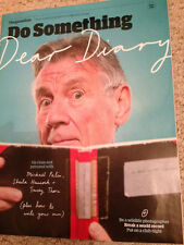 MICHAEL PALIN PHOTO COVER INTERVIEW UK MAGAZINE TRACEY THORN SHEILA HANCOCK