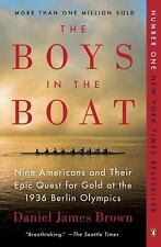 The Boys in the Boat : The True Story of an American Team's Epic Journey to...