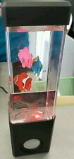 NEW ONE Water Speaker  Fish Colorful LED Change Water Dance Light Show