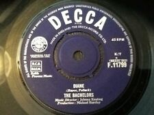 THE BACHELORS . DIANE . U.K. NUMBER 1 HIT SINGLE . LOVELY CONDITION . 1964