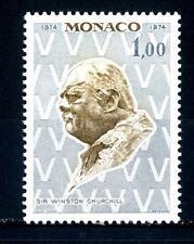 MONACO - 1974 - Centenario della nascita di Winston Churchill