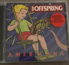The Offspring. Americana. 1998. CD. Sony Records.