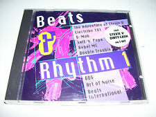 Beats & Rhythm 1 * RARE HOLLAND CD 1990 *