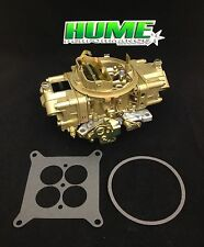 GENUINE HOLLEY 850 CFM DOUBLE PUMPER SQUARE BORE CARB CARBURETTOR RECO 4781